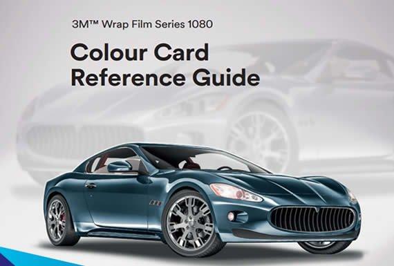 3M Wrap Film Series 1080