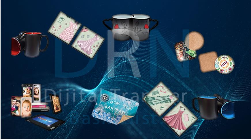 Drn Makina - Dijital Transfer Baskı Sistemleri